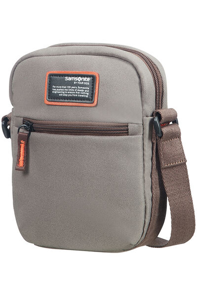 Rockwell Crossover Bag Grau