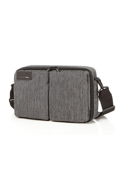 Turris Crossover Bag Heather Grey
