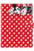 Tabzone Disney Tablet Hülle Minnie Rocks The Dots