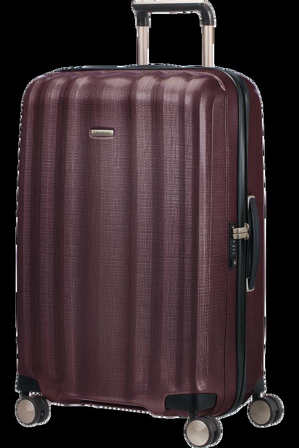 Samsonite Lite-Cube Spinner 76cm  Purple