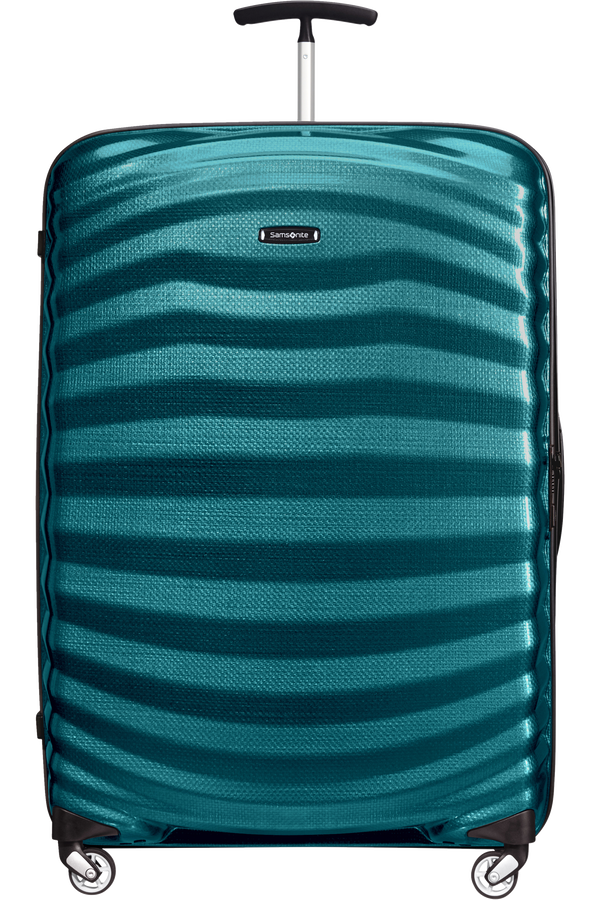 Samsonite Lite-Shock Spinner 81cm Petrol Blue