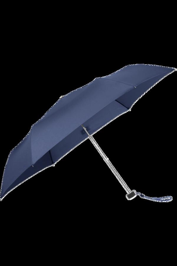 Samsonite Rain Pro 3 Sect. Ultra Mini Flat Blau