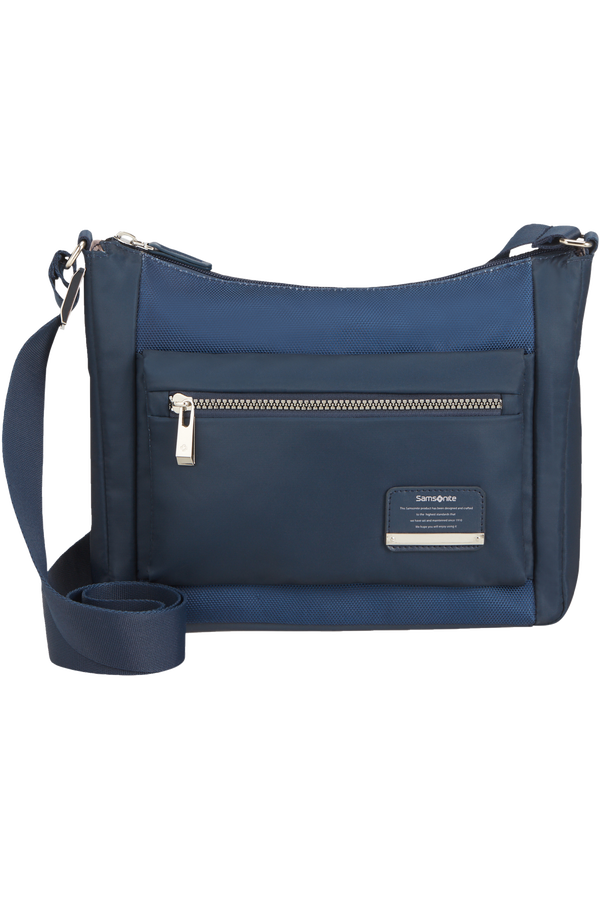 Samsonite Openroad Chic Shoulder Bag + 1 Pkt S  Midnight Blue