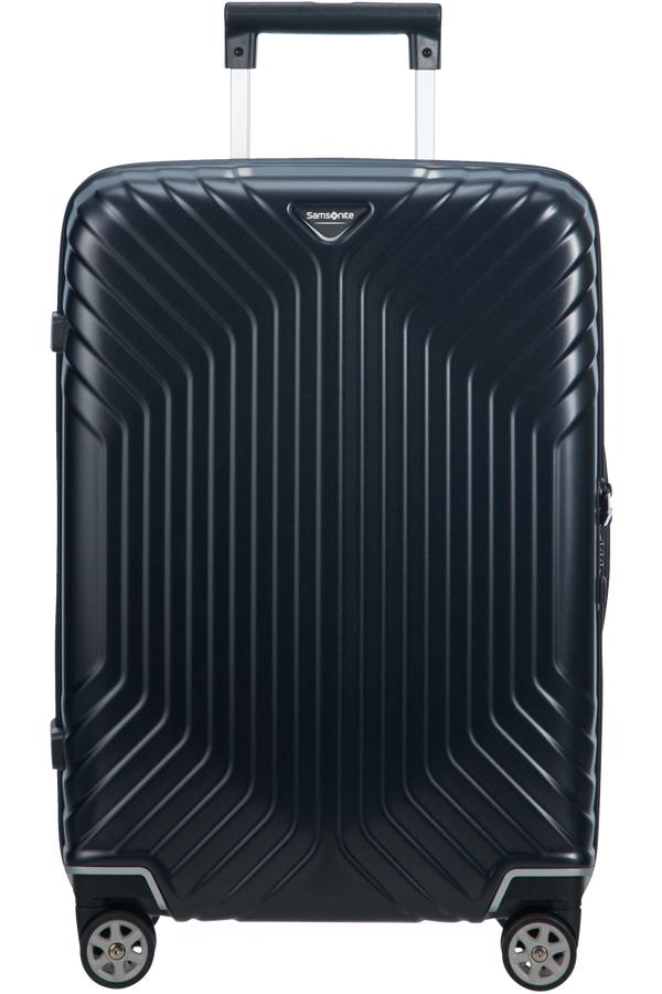 Samsonite Tunes Spinner 55cm  Matte Cold Black