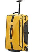 Paradiver Light Reisetasche mit Rollen 67cm Gelb