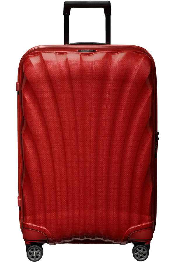Samsonite C-Lite Spinner 69cm  Chili red