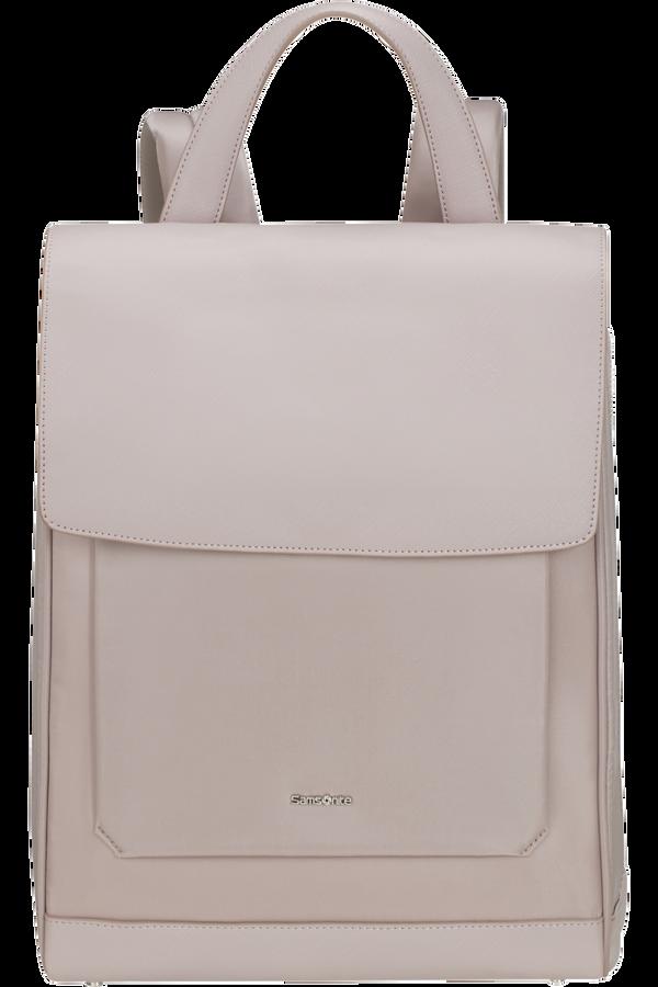 Samsonite Zalia 2.0 Backpack with Flap 14.1'  Stone Grey