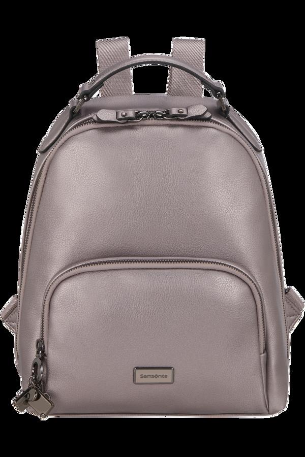 Samsonite Karissa 2.0 Backpack PU S  Silber