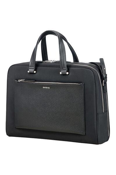 Zalia Ladies' business bag Schwarz