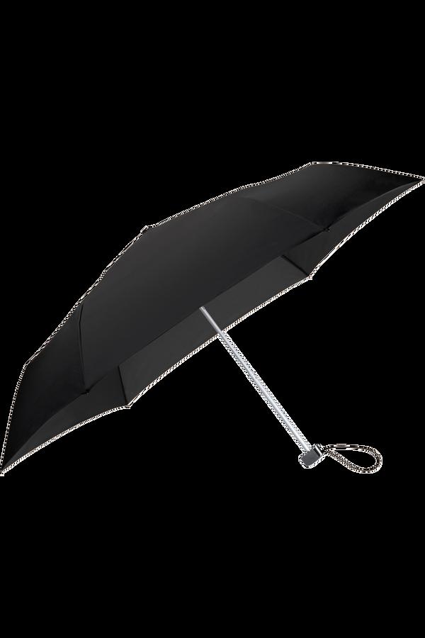 Samsonite Rain Pro 3 Sect. Manual Flat Schwarz