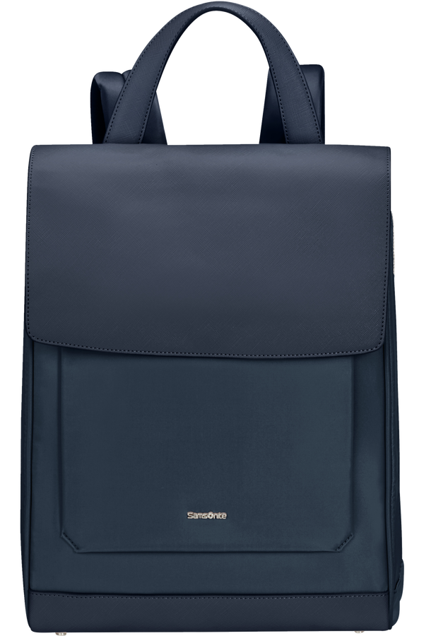 Samsonite Zalia 2.0 Backpack with Flap 14.1'  Midnight Blue
