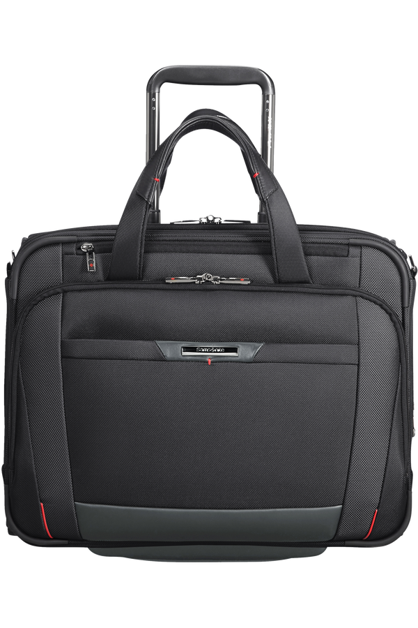 Samsonite Pro-Dlx 5 Business Case WH Expandable  39.6cm/15.6inch Schwarz