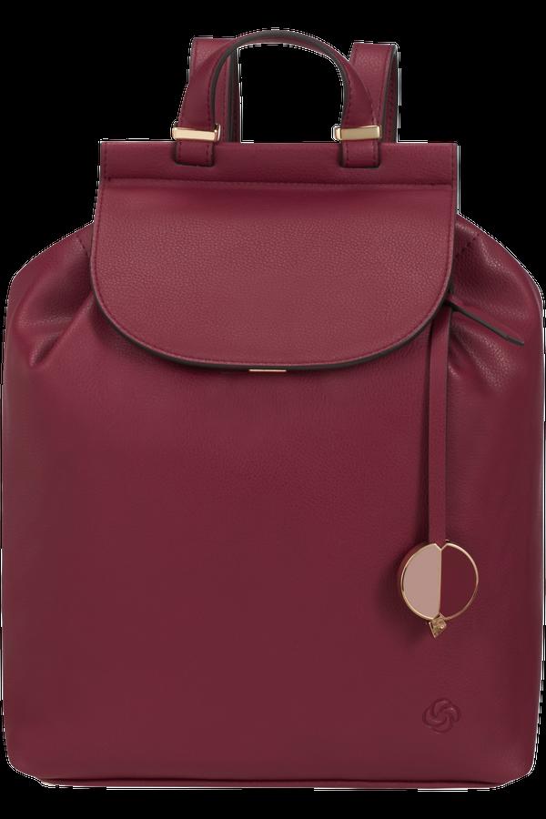 Samsonite Sphinx Backpack + Flap  Dark Bordeaux