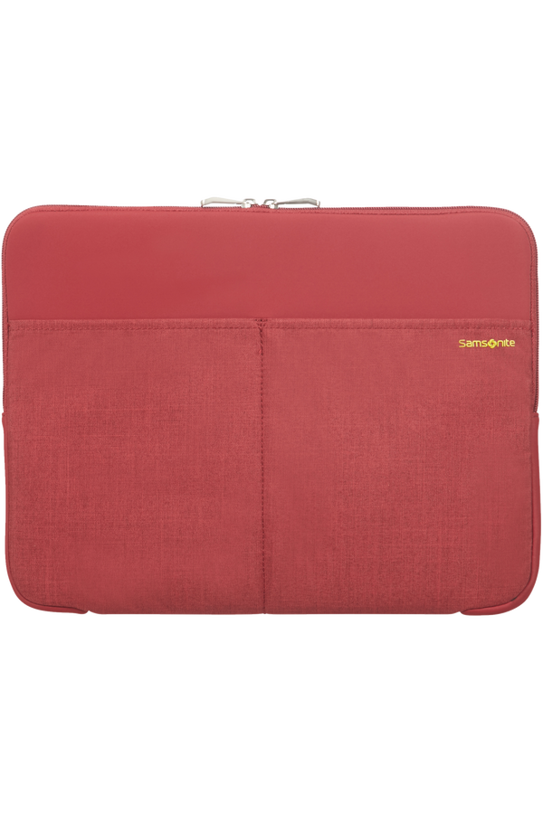 Samsonite Colorshield 2 Laptop Sleeve 14.1'  Tibetan Red
