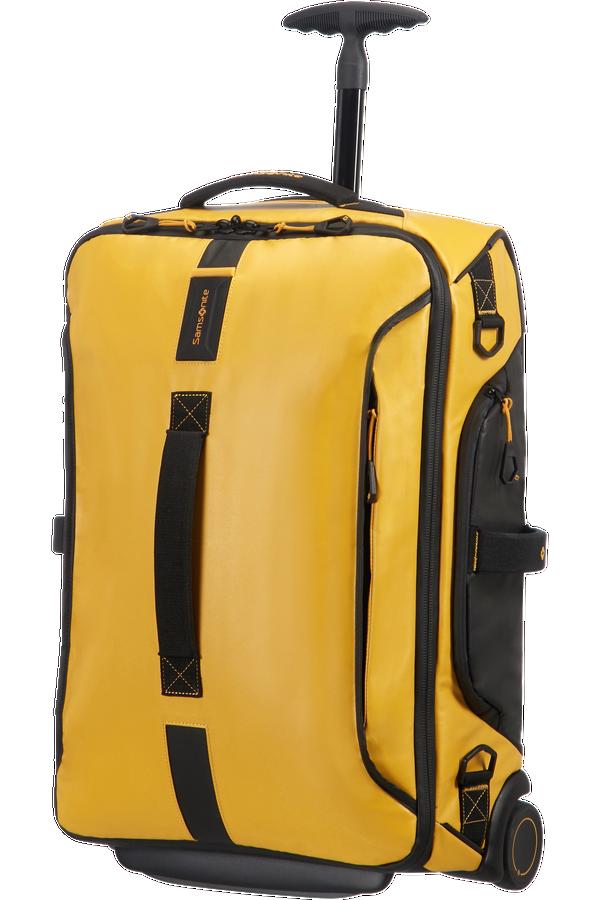 Samsonite Paradiver Light Reisetasche mit Rollen 55cm Gelb