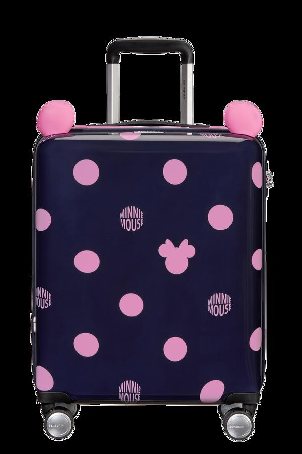 Samsonite Color Funtime Disney Spinner 55cm  Minnie Pink Dots