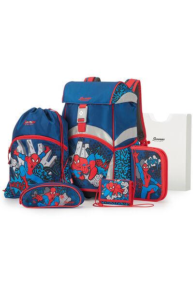 Ergonomic Backpack Rucksack Spiderman Pop
