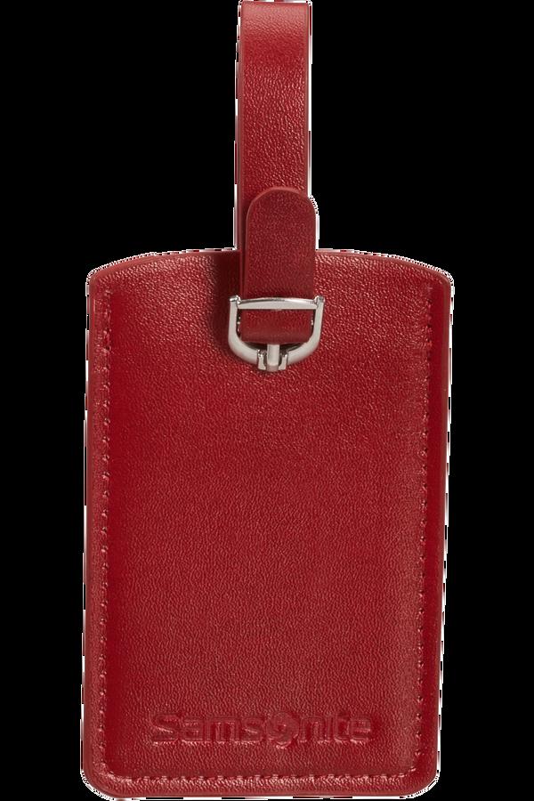 Samsonite Global Ta Rectangle Luggage Tag x2 Rot