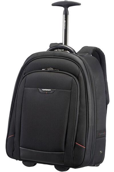 Pro-DLX 4 Business Laptoptasche mit Rollen L Schwarz