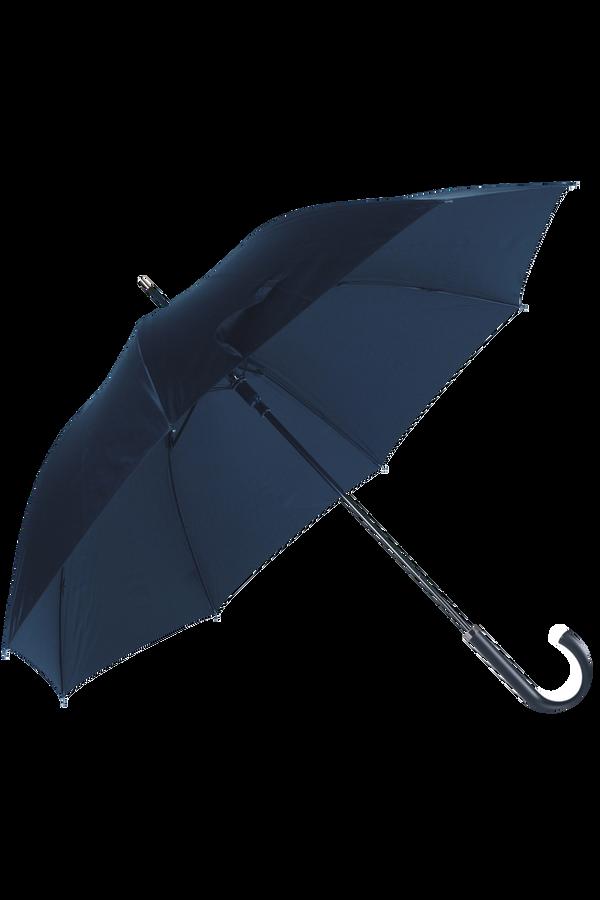 Samsonite Rain Pro Stick Umbrella Blau