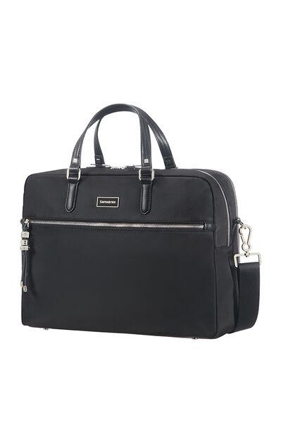 Karissa Biz Ladies' business bag Schwarz