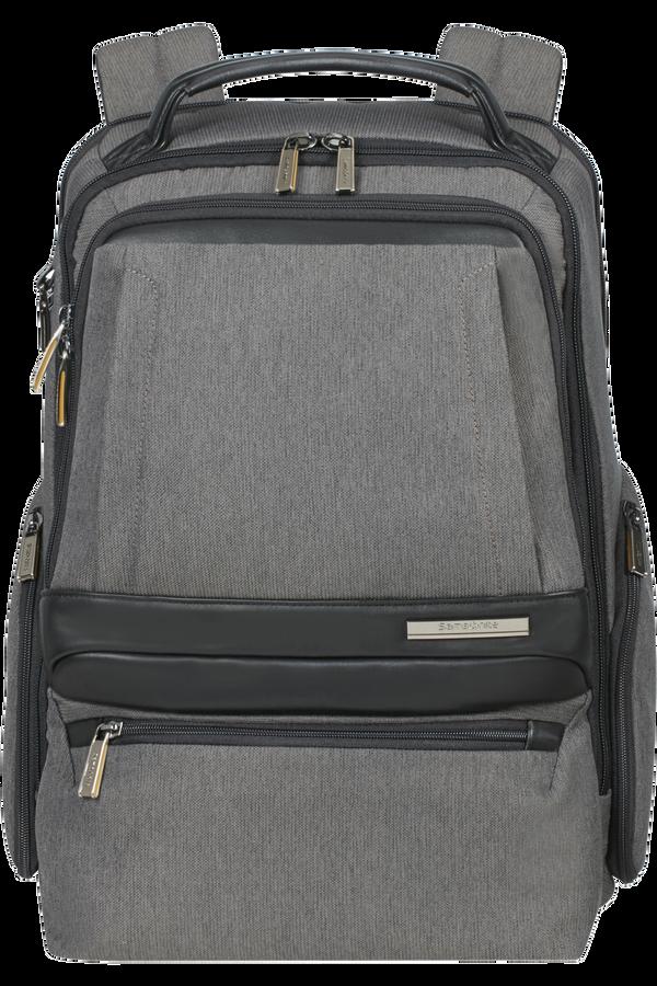 Samsonite Checkmate Laptop Backpack Double 15.6'  Grau