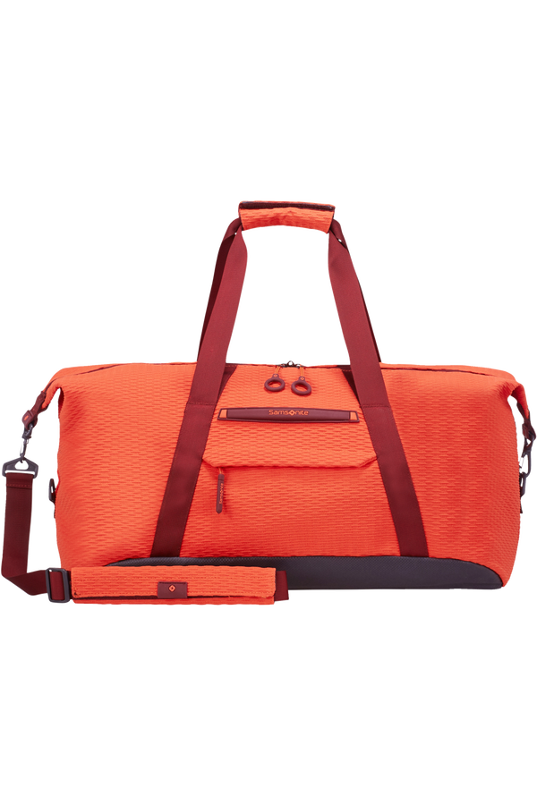 Samsonite Neoknit Duffle 55cm  Fluo Red/Port
