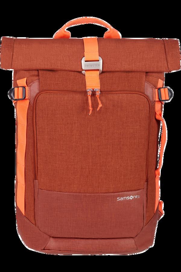 Samsonite Ziproll Laptop Backpack M  Burnt orange