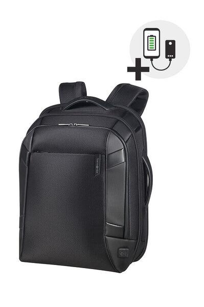 X-Rise Laptop Backpack + Inkl. Powerbank M