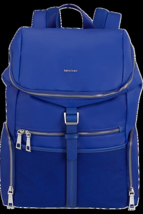 Samsonite Activ-Eight Top Open. Backpack 14.1'  Vivid Blue