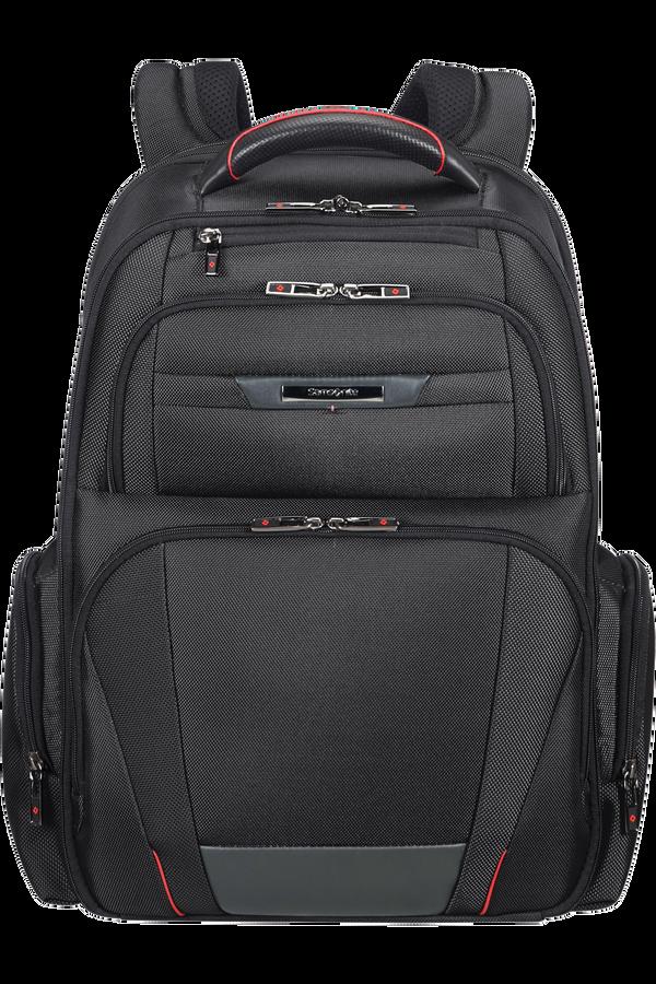 Samsonite Pro-Dlx 5 Laptop Backpack 3V Expandable 43.9cm/17.3inch Schwarz