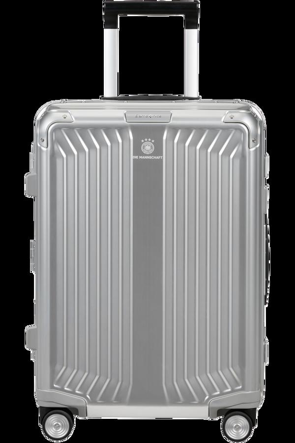 Samsonite Lite-Box Alu Spinner S3054 55cm Aluminium