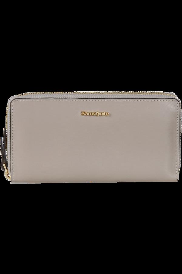 Samsonite Classic Lady Slg Wallet  Light grey