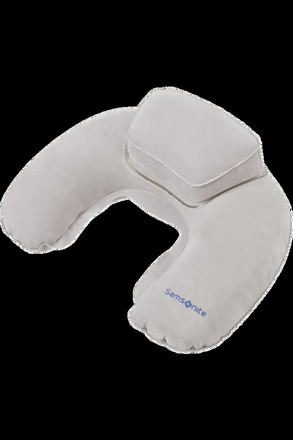 Samsonite Global Ta Double Comfort Pillow Graphit