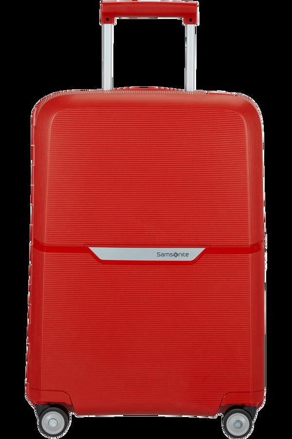 Samsonite Magnum Spinner 55cm  Bright Red