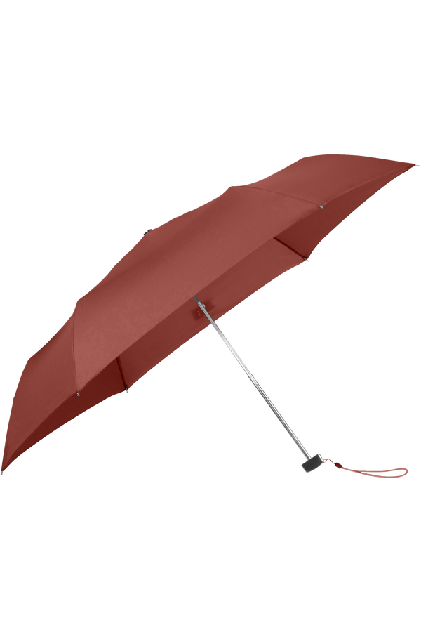 Samsonite Rain Pro 3 Sect.Ultra Mini Flat  Barn Red