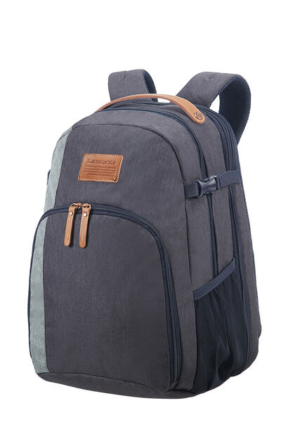 Rewind Natural Laptop Rucksack L
