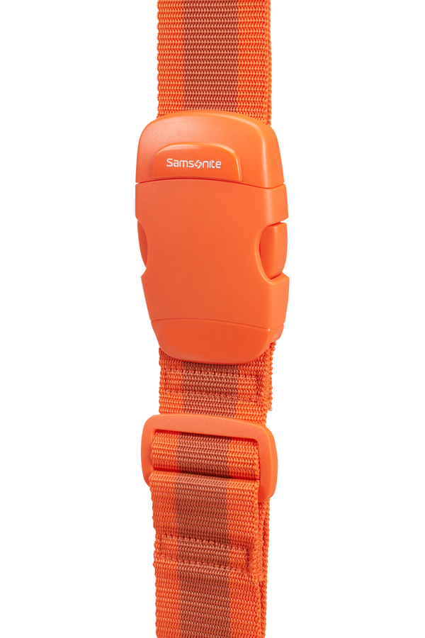 Samsonite Global Ta Luggage Strap 50mm Orange