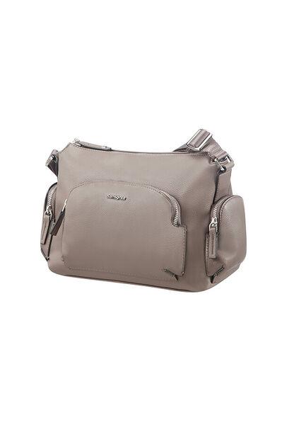 Samara Shoulder bag Army Grey