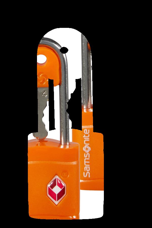 Samsonite Global Ta Key Lock TSA x2 Orange