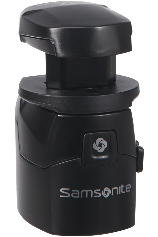 Samsonite Global Ta Worldwide Adapter + USB Schwarz