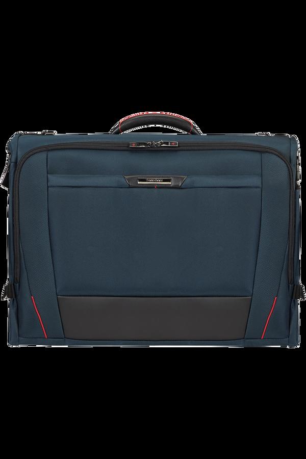 Samsonite Pro-Dlx 5 TRI-fOLD Garment Bag  Oxford Blau