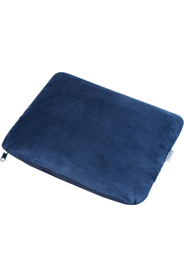 Samsonite Global Ta Reversible Pillow Midnight Blue