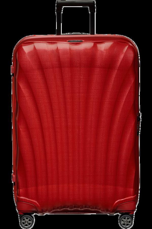 Samsonite C-Lite Spinner 75cm  Chili red