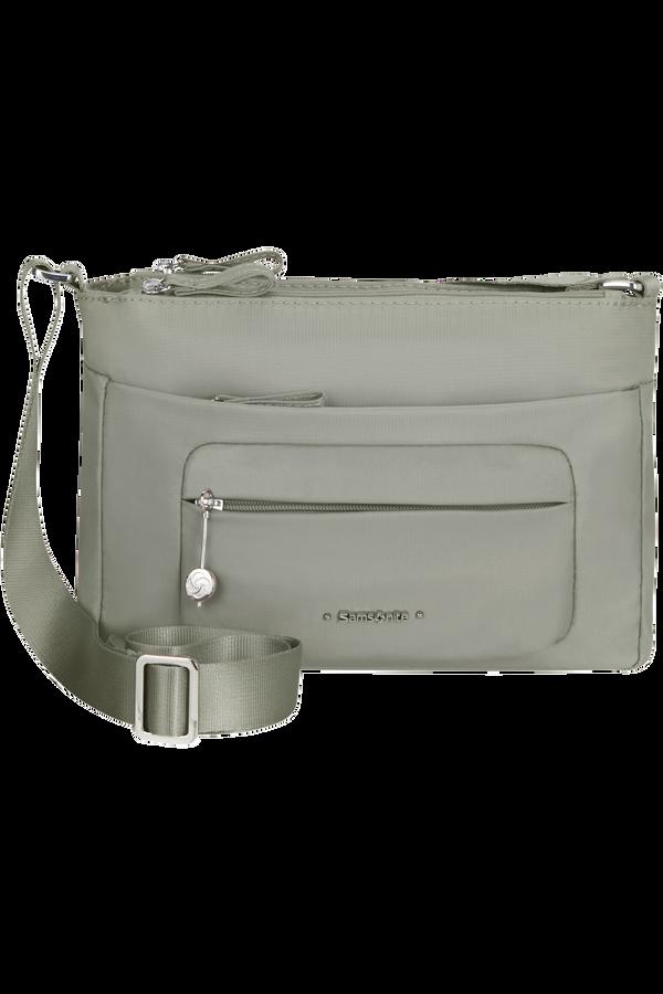 Samsonite Move 3.0 Horizontal Shoulder Bag S Grey Sage