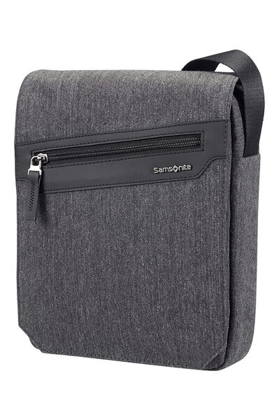 Hip-Style #2 Crossover Bag Anthrazit