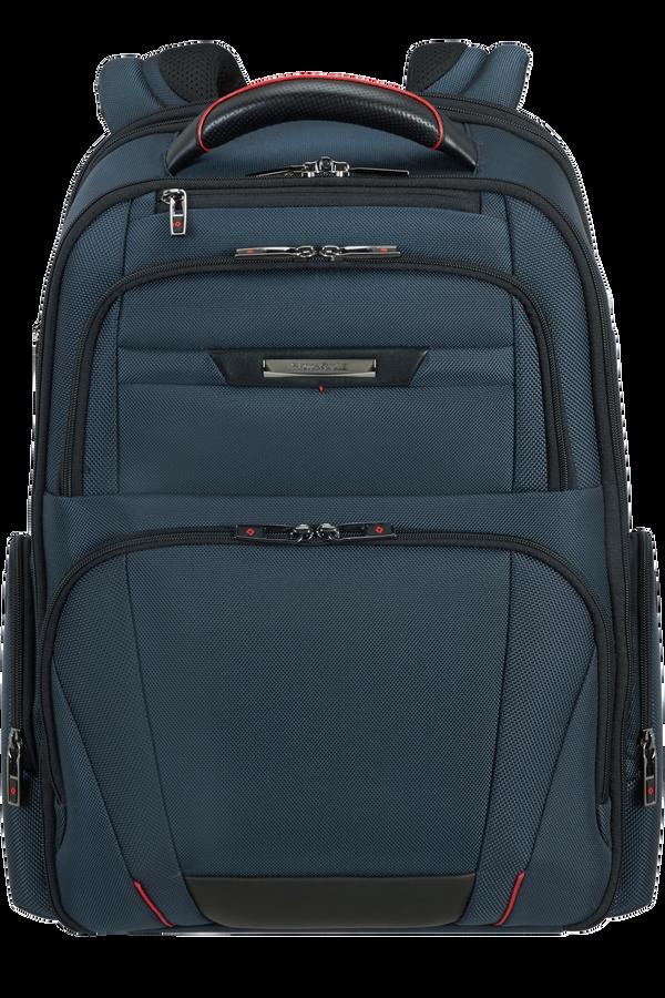Samsonite Pro-Dlx 5 Laptop Backpack 3V Expandable 17.3'  Oxford Blau
