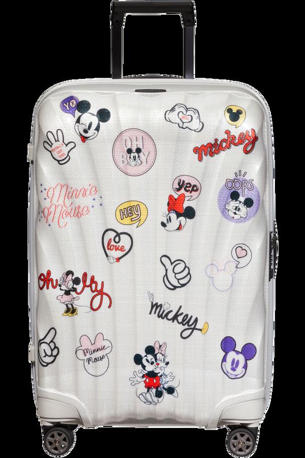 Samsonite C-Lite Disney Spinner Disney 69cm  Minnie/Mickey Stickers