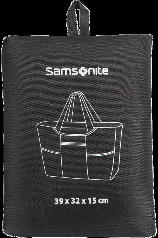 Samsonite Global Ta Foldable Shopping  Schwarz