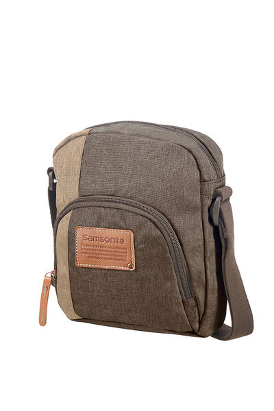 Rewind Natural Crossover Bag